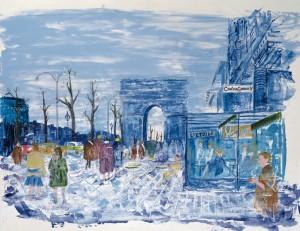 Paris, circa 1960